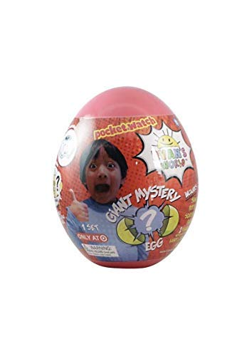 Ryan's World Surprise Mystery Egg,