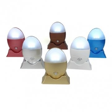 Souked Warsun WS-002 3 LEDs Auto Motion Sensor Light Six Colors - Champagne by Souked