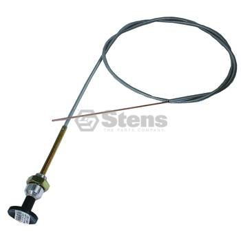 Stens 290-130 Throttle Control Cable, Toro: 102119, 8105, 53-1/2