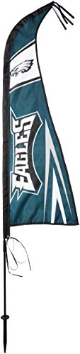 NFL Philadelphia Eagles Feather Flag, 44