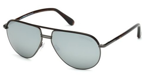 Tom Ford FT0285 Cole Sunglasses 52F Dark - Sunglasses Ford Cole Tom