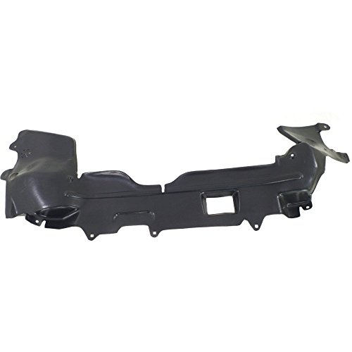 Engine Splash Shield compatible with Honda Civic 92-00 / DEL SOL 93-97 Under Cover Assembly ()
