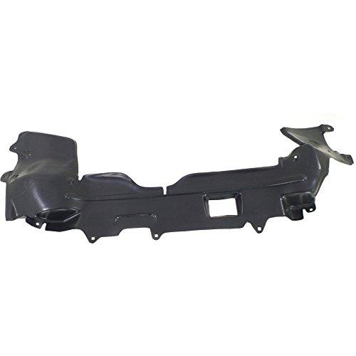 Honda Civic Splash Shield (Evan-Fischer EVA201060816118 Engine Splash Shield for CIVIC 92-00 / DEL SOL 93-97 Under Cover Assembly)