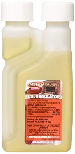 MARTIN'S I.G. Regulator, 4 oz - Combination Drain Outlet