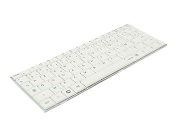 Teclado blanco de ordenador PC portátil FR para Asus Eee PC 700 701 701SD 900 900
