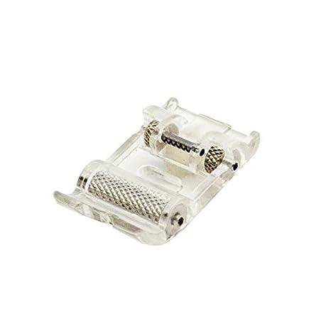 Alfa A940330000 - Prensatelas con Rodillos para Materiales elásticos y Gruesos, Acero Inoxidable: Amazon.es: Hogar