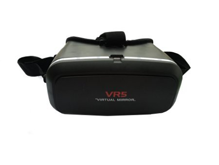 YAHEY VR BOX 2.0 Virtual Reality Glasses,WATCH 3D VR Virtual Reality Headset 3D Glasses Adjust Cardboard VR BOX For 3.5-6.0in Smartphones iPhone 6/6 plus Samsung Galaxy IOS Android Cell Phones