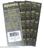 Aquamira Water Purifier Tablets, Tactical 50 pack (Iodine Water Purifier compare prices)