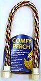 Aspen Pet Booda 305-56104 Aspen Pet Booda Comfy Perch Multicolor 21in Small Bird Toy