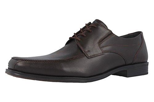 FRETZ men - Zapatos de cordones para hombre Marrón marrón