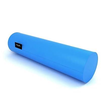 MiPuf - Respaldo Cojín Rulo (1uds)- Tamaño 60x20 - Tejido Polipiel Alta Resistencia (Azul Turquesa)