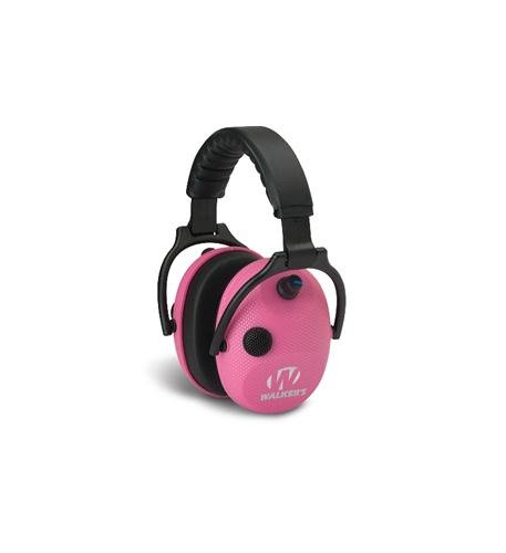 Price comparison product image GSM Outdoors GWP-AMPKCARB Alpha Power Muffs, Elec Pink Carbon, SSL (WGE-GWP-AMPKCARB)