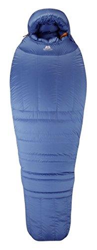 Mountain Equipment Everest -40 Down Sleeping Bag Sleeping bags XL Light Ocean Left Zip