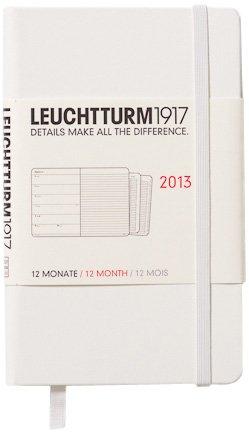 Leuchtturm 341715 - Agenda con vista semanal tamaño 90 x 150 ...