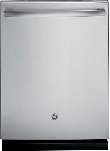 GE GDT580SSFSS 24' Stainless Steel Fully Integrated Dishwasher - Energy Star