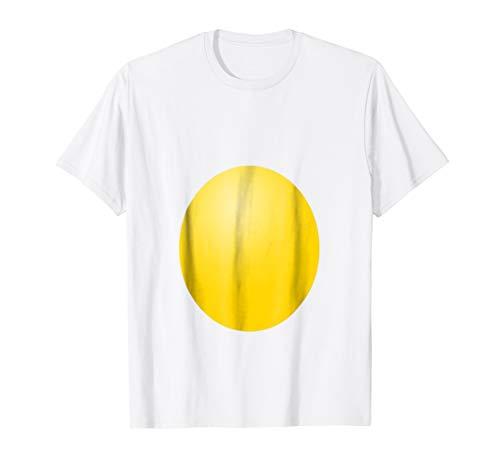 Funny Egg Halloween Costume T-Shirt - Deviled Egg Tee]()