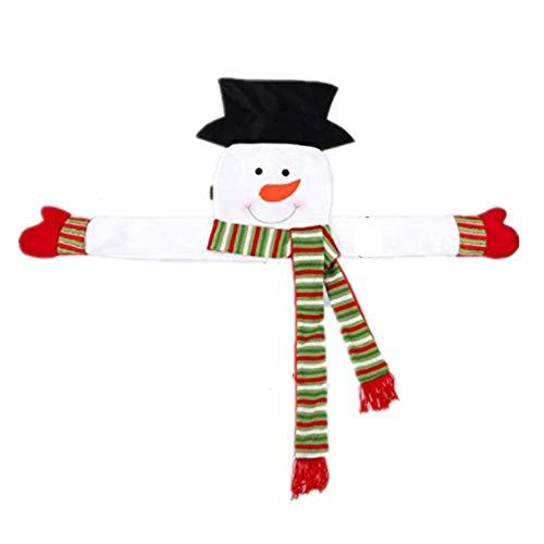Hugger Ornaments - 5