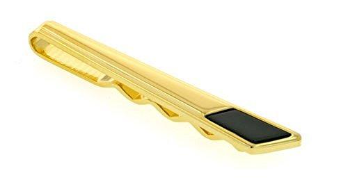 Gold Onyx Slide (Onyx Tie Slide)