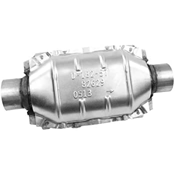 Catalytic Converter-CalCat Universal Converter Left Walker 82632