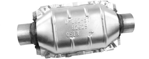 Walker 82629 CalCat OBDII Universal Catalytic Converter - Bmw 318i Universal Catalytic Converter