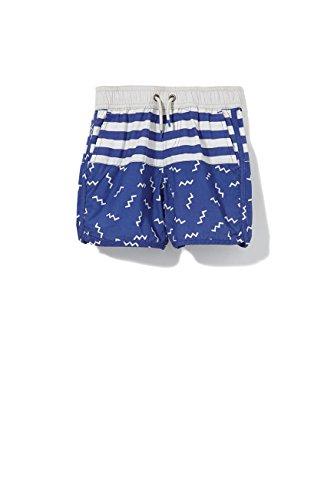 Cotton On Little Boys Bobby1 Boardshort Blue Ims/Zig Zag Size 3