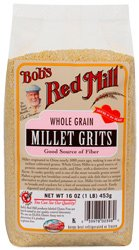 Bob\'s Red Mill Millet Grits/Meal - 16 oz