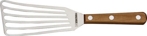 Victorinox 3-Inch by 6-Inch Chef's Slotted Fish Turner, Walnut Handle (Spatula Victorinox)