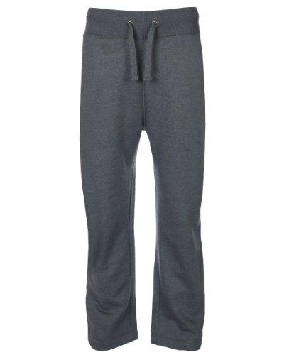 FDM -  Pantaloni sportivi  - Uomo grigio XL