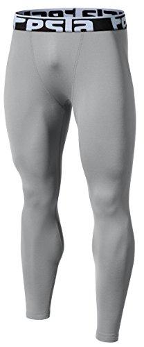 65eca912bdbbf TM-P21-LG_Small j-DEM Tesla Men's Thermal Wintergear Compression Baselayer  Pants Leggings