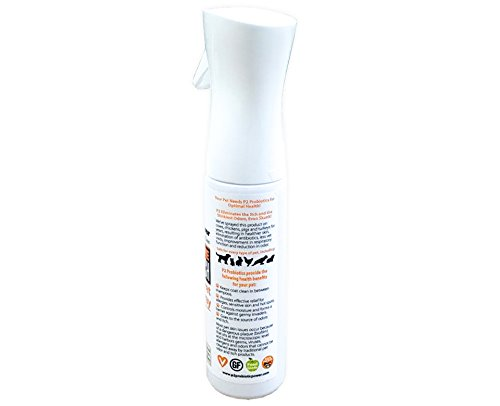 P2 Probiotic Power | I Remove Itch & Odor Soothing Pet Hygine Spray | All Natural Cat, Dog and Pet Spray | (10 oz)