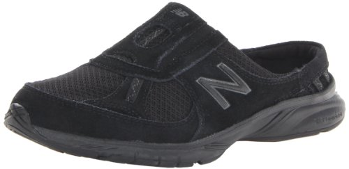 888098229240 - New Balance Women's WW520 Walking Shoe,Black,7 D US carousel main 0