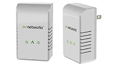 On Networks Powerline 200Mbps Adapter Kit