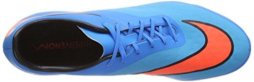 Nike Mens Hypervenom Phatal Fg Fotboll Cleat Clrwtr / Ttl Crmsn / Bl Lgn / Blk