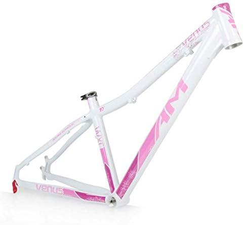 SN 自転車フレームAM WXC金星高強度錆フル軽量油圧形パイプ (Color : C, Size : 26INCH-15)