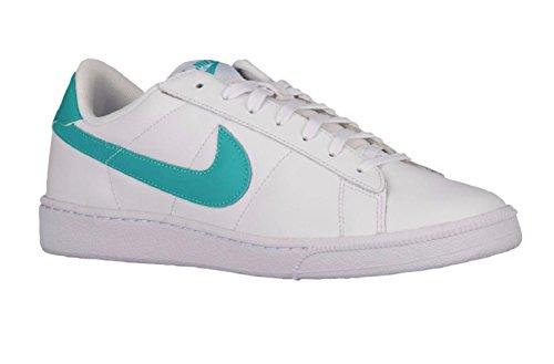 Nike Mens Tennis Klassiska Cs Vit / Klar Jade Tennisskor