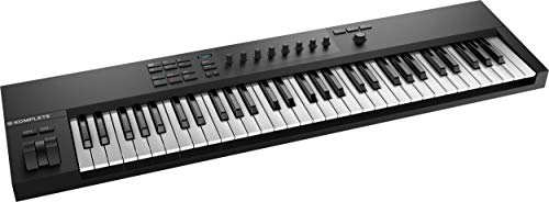 Native Instruments Komplete Kontrol A61 Controller Keyboard