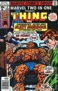 Marvel Two-in-one #37 Presents the Thing and Daredevil's Alter-ego: Matt Murdock Attorney-at-law!