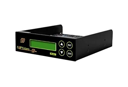 Copystars DP-111B-CST Blu-Ray-Duplicator DVD-Duplicator Controller SmartPro  Support ISO File PC Transfer SATA 128MB (1-11)