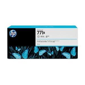 HP 771B インクカートリッジ ライトグレー B6Y06A AV デジモノ パソコン 周辺機器 インク インクカートリッジ トナー インク カートリッジ 日本HP(ヒューレット パッカード) 用 top1-ds-828605-se-ak [簡易パッケージ品] B07GTW4PCR