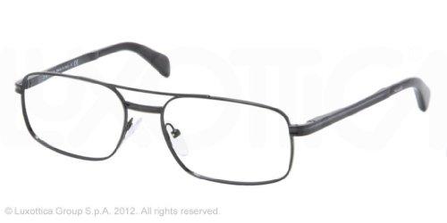Prada Pr62nv Eyeglasses 7ax1o1 56 17 - Discount Glasses Prada