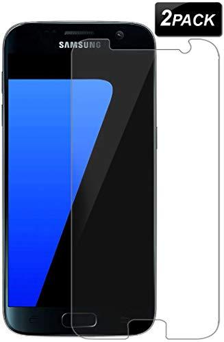 ilovepo Samsung Galaxy S7 Screen Protector,Tempered Glass Sc