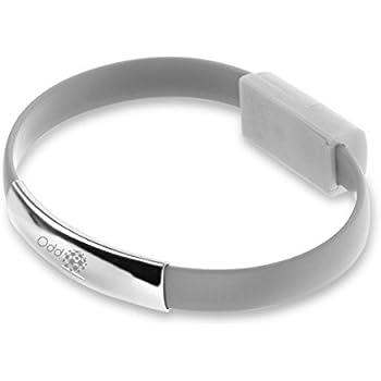 GO Bracelet! - Portable USB Bracelet Charging Cable