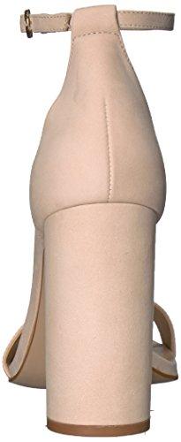 Aldo Womens Helsa Dress Sandal Bone Nabuck