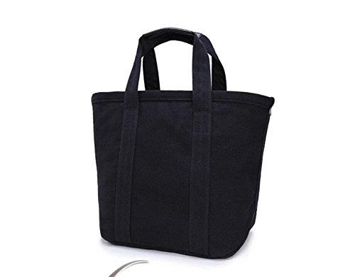 Dell'ambiente A Borsa Protezione Meaeo Shopping Di Tela Semplice Ambiente Tracolla Bag t8SIfwq