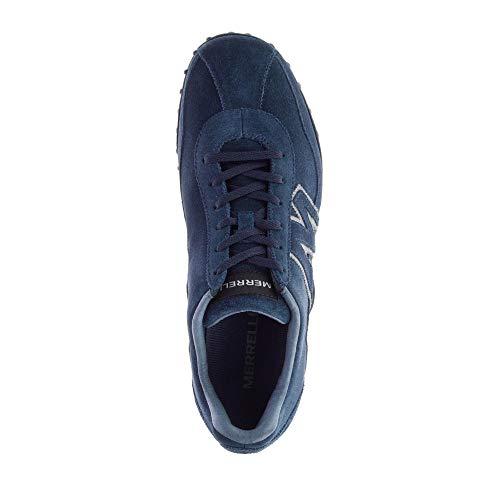 Aster Blu Men Grigio Merrell For Sneakers pqIwRRO