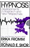 Hypnosis : Developments in Research and New Perspectives, Fromm, Erika, 0202260852