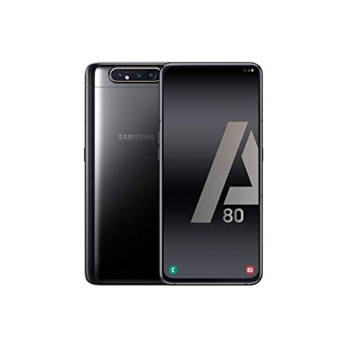 chollos oferta descuentos barato Samsung Galaxy A80 Smartphone de 6 7 FHD Pantalla Infinita 8 GB RAM 128 GB ROM versión española Negro