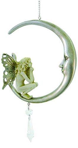ed Evening Whisper Gentle Moon Fairy Dreamcatcher ()