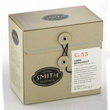 Steven Smith Teamaker Lord Bergamot Full Leaf Black Tea - 15 bags per pack - 6 packs per case.