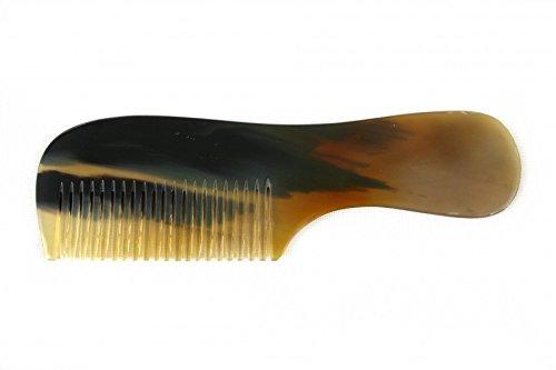 Peigne à manche en corne Bilson, 15cm